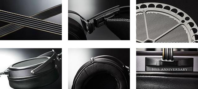 articleimage 830906 - 新品 | 80周年纪念限量180台-Stax SR-009BK旗舰耳机