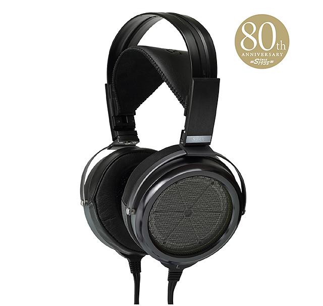 新品 | 80周年纪念限量180台-Stax SR-009BK旗舰耳机-影音新生活