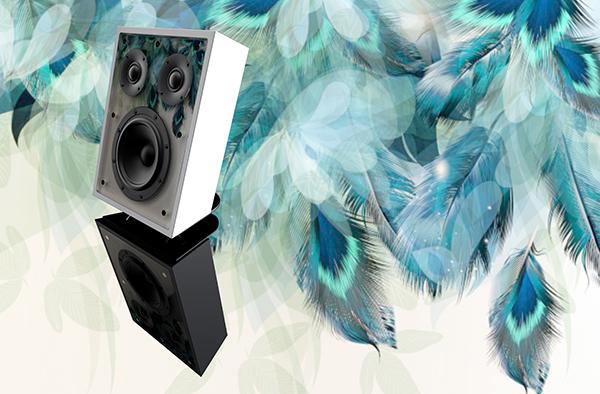 新品   回味无穷的精致小点:Ologe Acoustic ONE V2书架音箱-影音新生活
