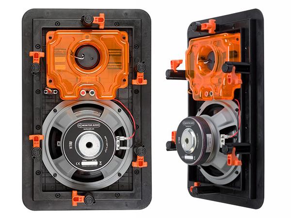 新品 | 技术含金量高:Monitor Audio W180嵌壁式音箱-影音新生活