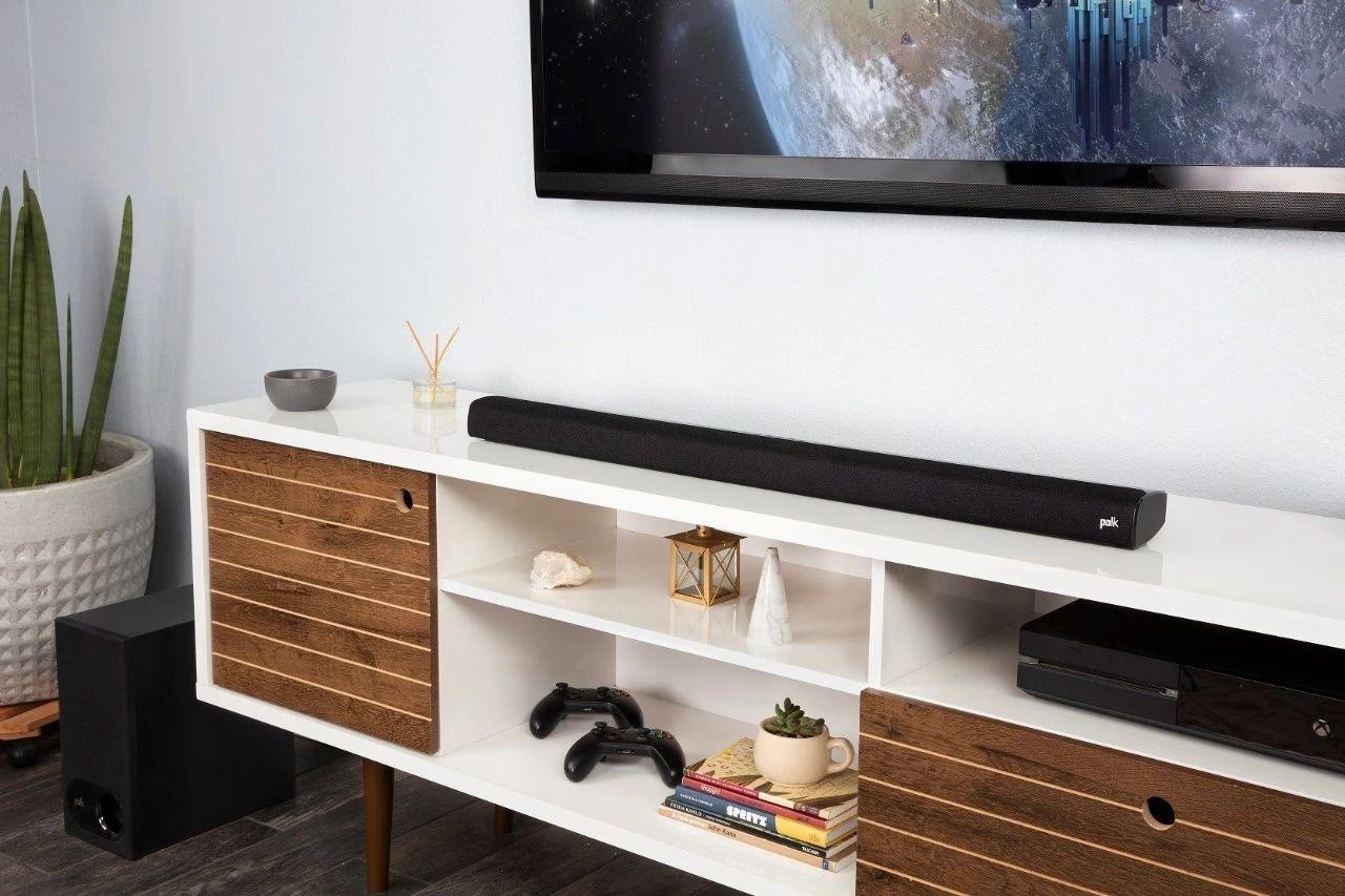 新品   Polk Audio 普乐之声推出Signa S2通用电视回音壁和无线低音炮系统-影音新生活
