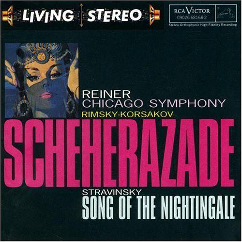 完全展现音乐的力与美:「Scheherazade/Song of the Nightingcale」