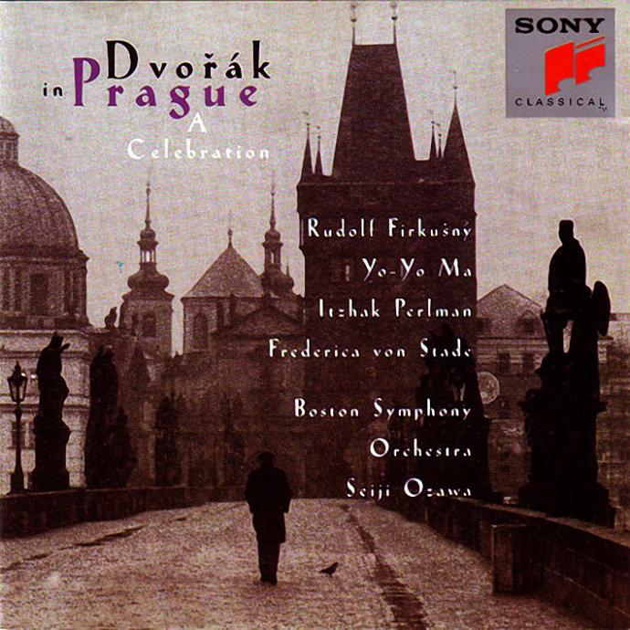 建议古典乐迷都要买:「Dvorak in Prague - A Celebration」