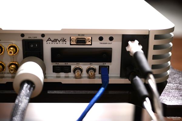 来自丹麦的黄金组合:Raidho D-1.1 + Aavik U-150 + Ansuz X