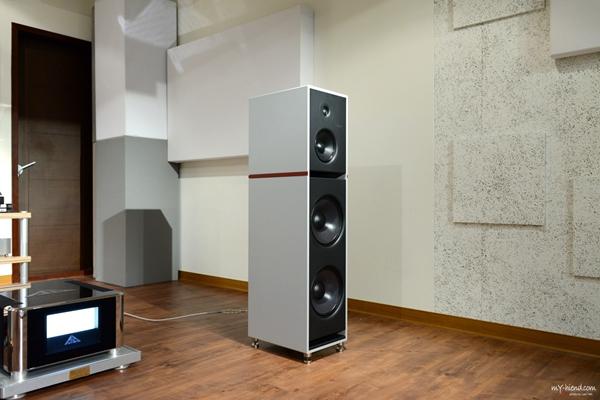 无懈可击的完美再生: 瑞士之声STENHEIM ALUMINE FIVE落地音箱
