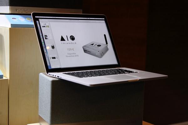 美到窒息 强到爆表:Triangle法国三角牌发布AIO 3便携数码流音箱