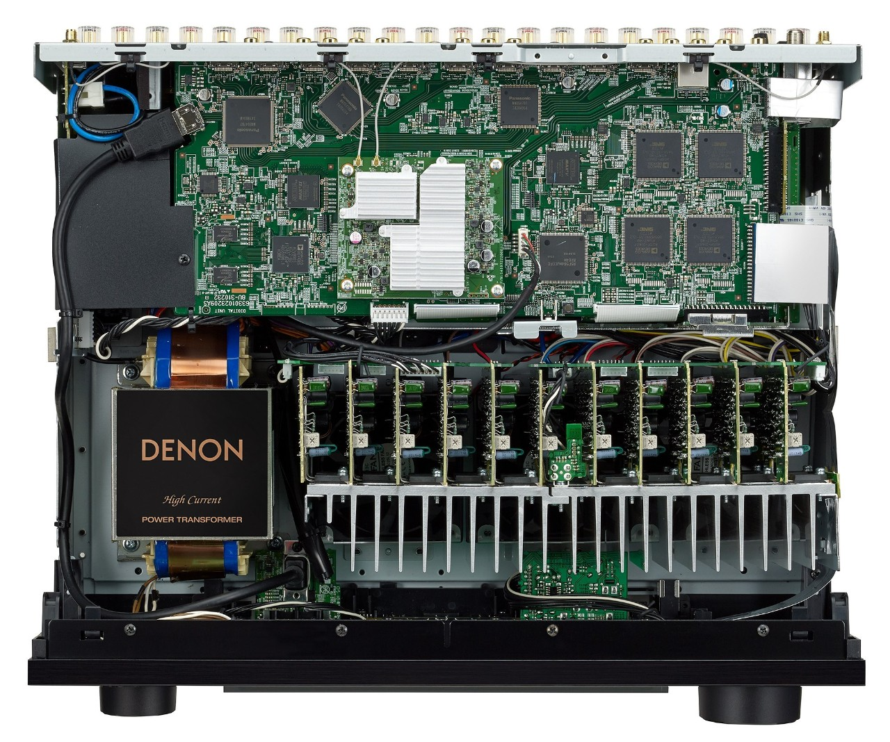 640 140 - 新品   全新11.2声道AV接收机AVC-X6500H,可通过苹果AirPlay Siri语音控制