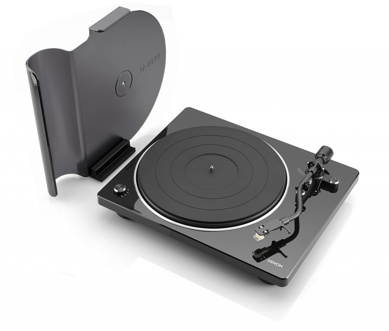 新品 | Denon新款黑胶唱片播放机,让高品质音乐回放变得如此简单