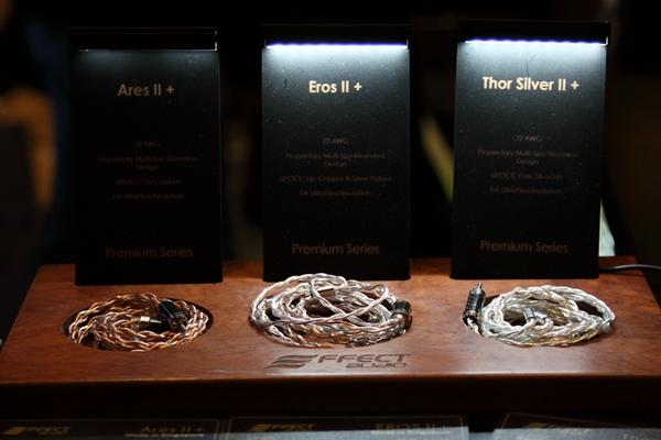 69 - 回顾丨一条耳机线,构建生态圈:Effect Audio携Leonidas II、饕餮 亮相CANJAM上海