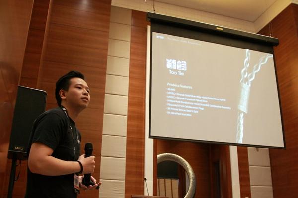 9 5 - 回顾丨一条耳机线,构建生态圈:Effect Audio携Leonidas II、饕餮 亮相CANJAM上海