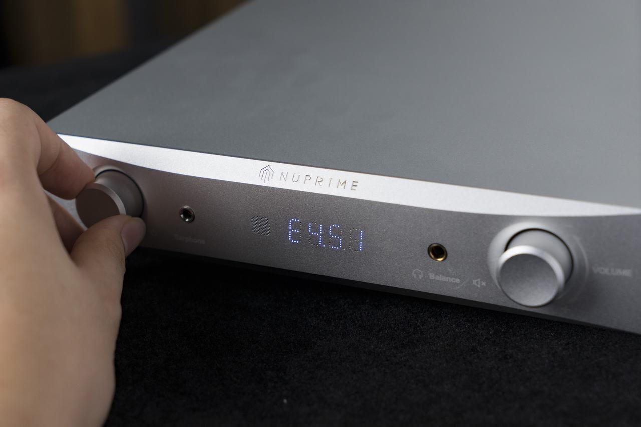 迈入4.4平衡世代,NuPrime DAC-9H解码耳放一体机-影音新生活