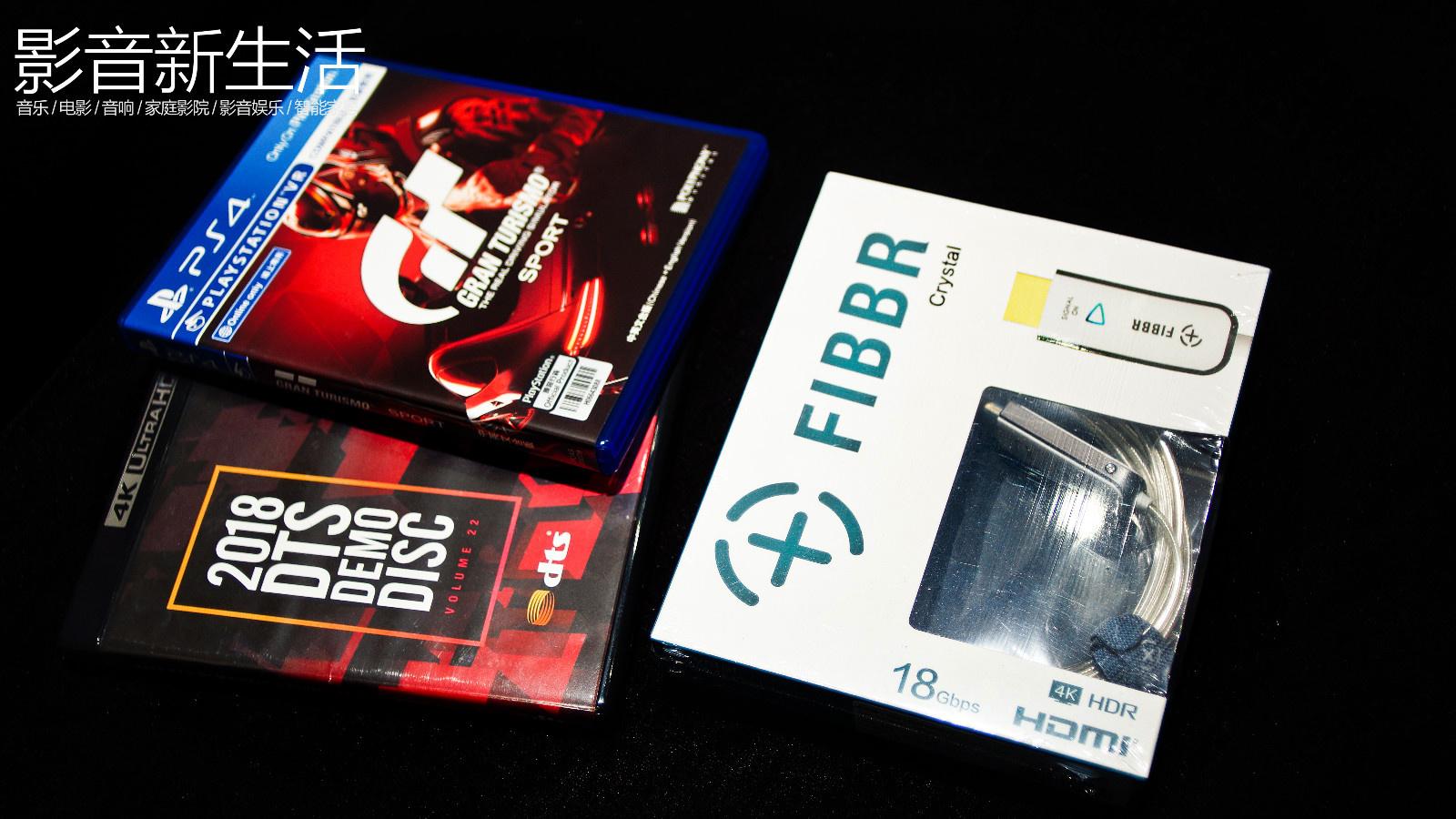 推荐   今年影音玩家们热捧的新一代光纤HDMI产品!FIBBR 菲伯尔 Crystal HDMI 2.0线