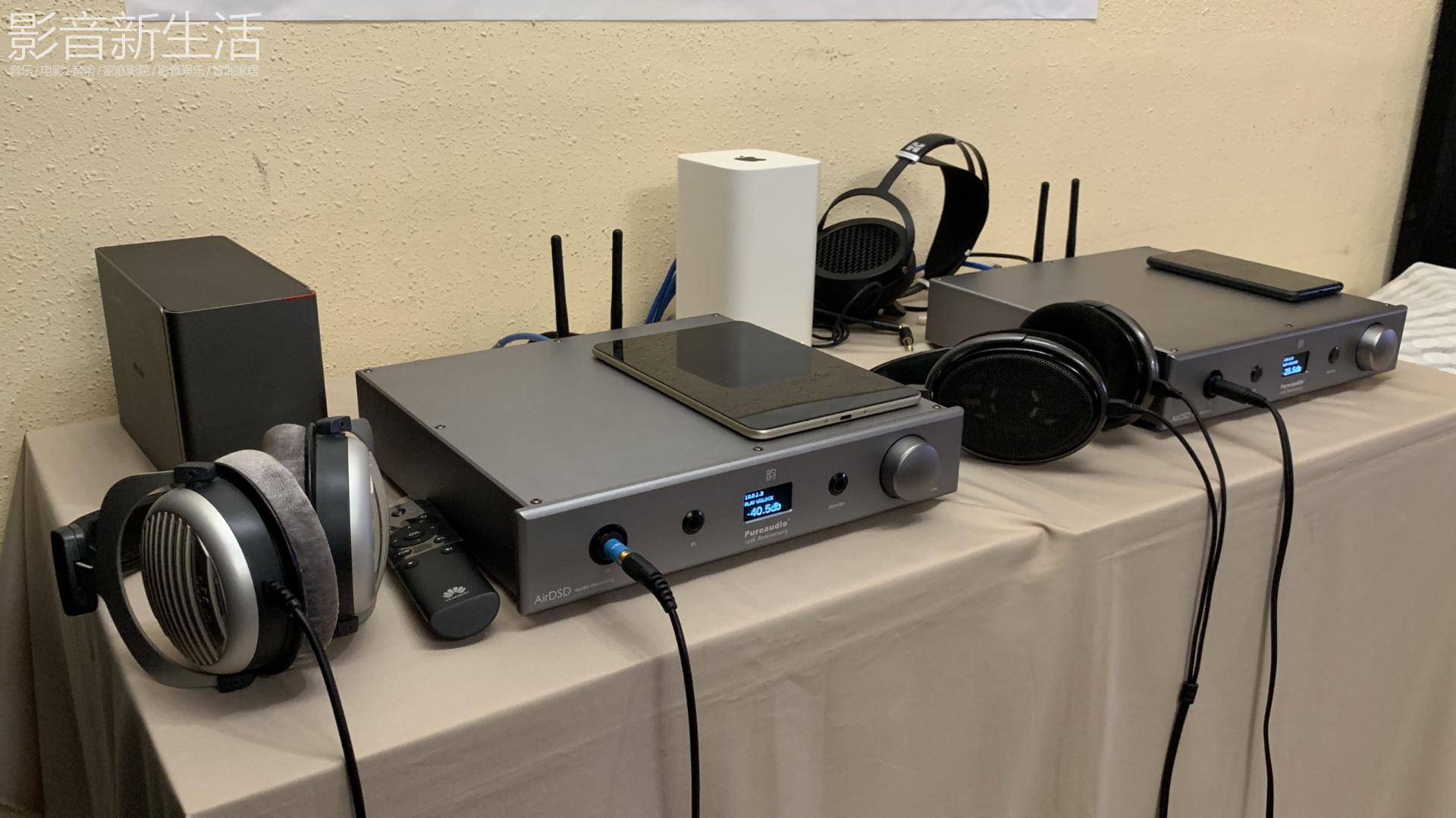 Pureaudio AirDSD HIFI 1 - 新品 | 2018柏韵10周年纪念产品:Pureaudio AirDSD音频流播放解码器发布!
