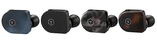 articleimage 840740 - 新品   手工打磨,每一副都独一无二-Master & Dynamic MW07真蓝牙耳机