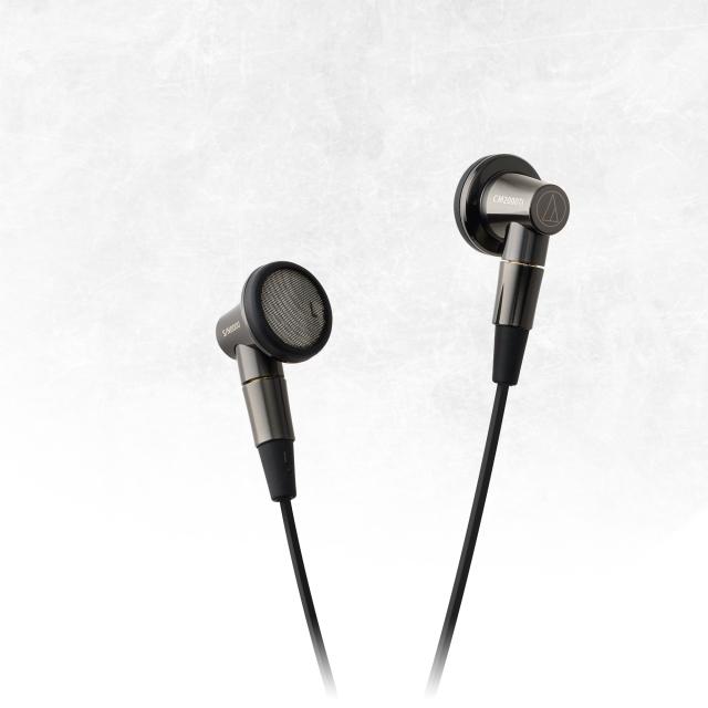 迷你耳机也拥大振膜-Audio-Technica ATH-CM2000Ti