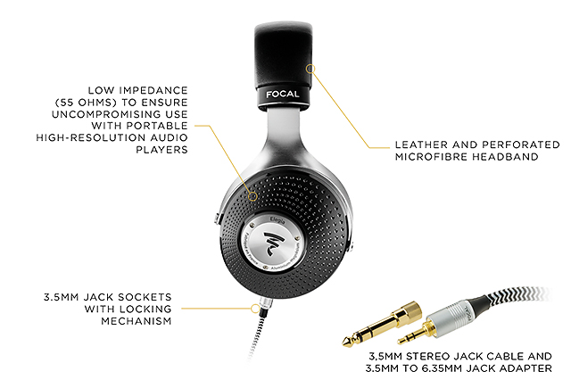 articleimage 841345 - 新品   首度推出高阶密闭款式-Focal Elegia耳罩耳机