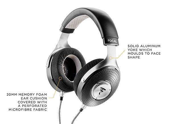 articleimage 841346 - 新品   首度推出高阶密闭款式-Focal Elegia耳罩耳机