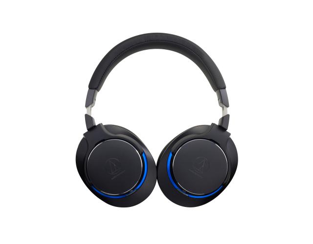 专为音乐发烧友而生-audio-technica ATH-MSR7b耳罩式耳机