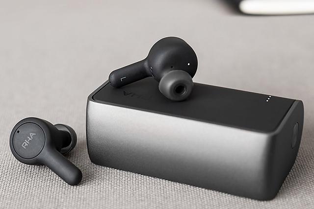 传输品质比人强-RHA TrueConnect真无线耳机