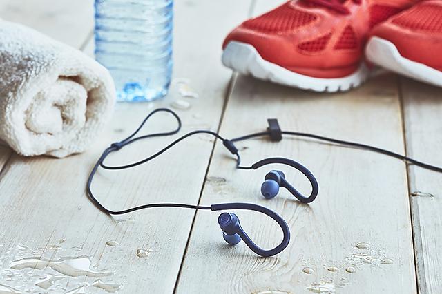 轻松运动无负担-Audio-Technica ATH-SPORT10耳塞式耳机