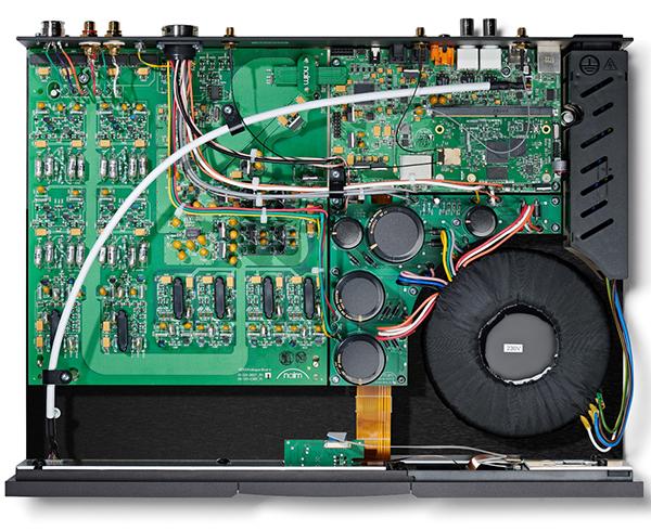 网络整合能力更强大:Naim NDX 2串流播放器