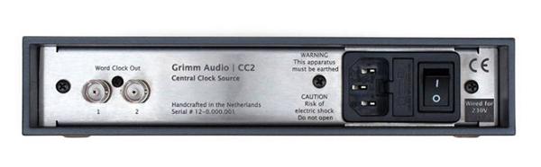 体积缩减、价格更亲民:Grimm Audio CC2数位主时钟