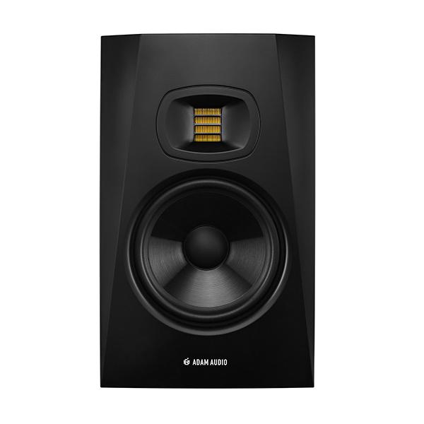 采用新一代U-ART气动式高音:ADAM T7V主动式鉴听音箱