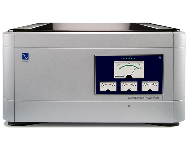 性能更强悍的电源供应:PS Audio Power Plant 15
