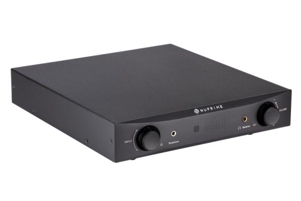 搭载4.4平衡式耳扩输出:NuPrime DAC-9H DAC耳扩