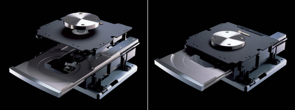 旗舰技术下放:Esoteric K-07Xs SACD/CD唱盘