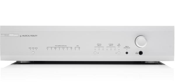 耳机、双声道一次满足:Musical Fidelity M6s DAC
