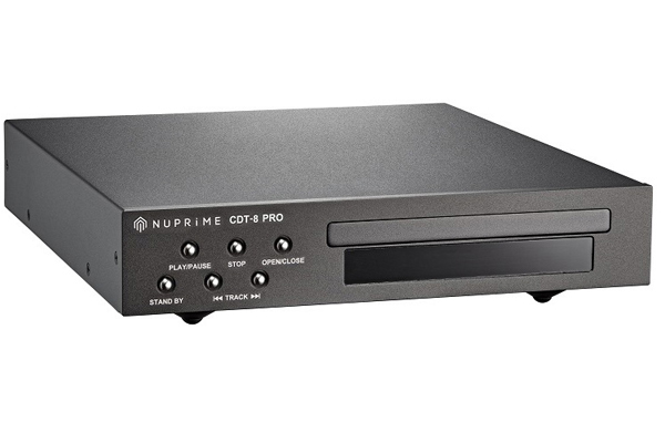 新品 | 入门中罕见的超取样CD转盘:新派NuPrime CDT-8 Pro-影音新生活
