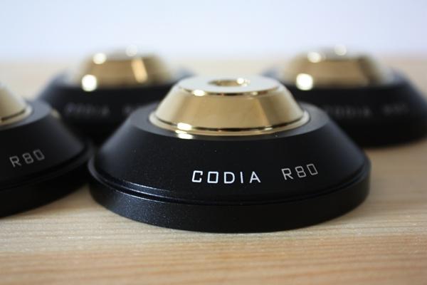 新品 | 一垫让你更贴近音乐:CODIA歌迪亚 R80避震脚垫-影音新生活