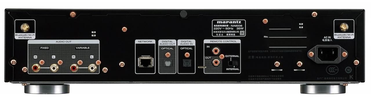 视频测评 | Marantz马兰士推出新款NA6006流媒体播放产品