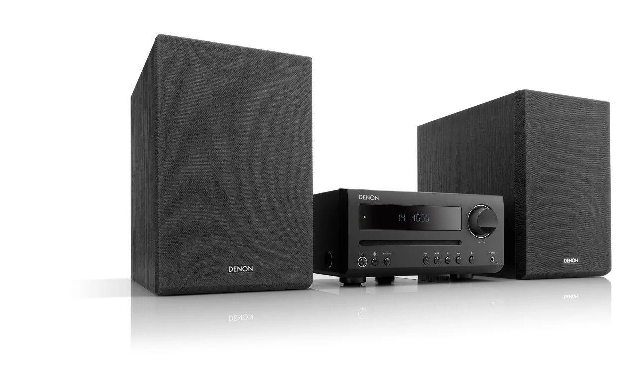 640 137 - 新品 | 紧凑型Denon D-T1的音乐系统,支持蓝牙播放,提供Hi-Fi品质