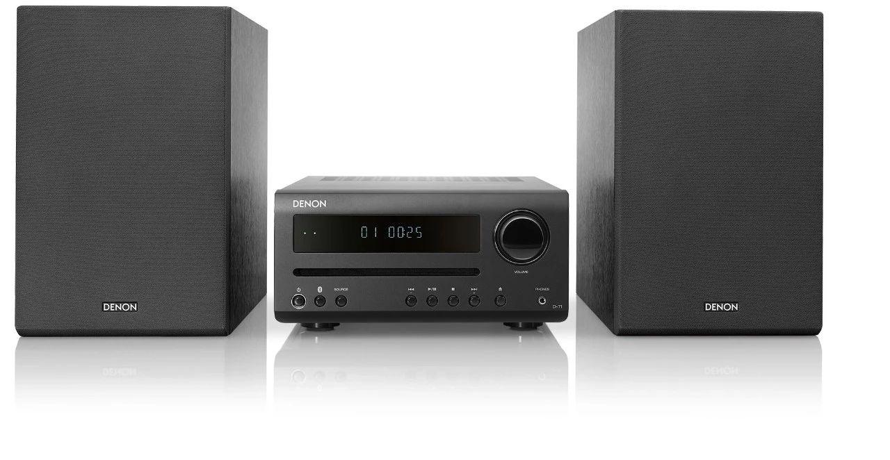 640 138 - 新品 | 紧凑型Denon D-T1的音乐系统,支持蓝牙播放,提供Hi-Fi品质
