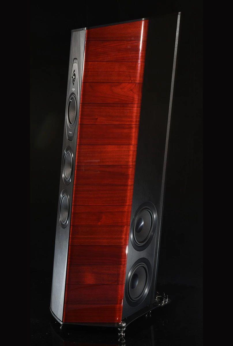 640 154 - 测评报告   IL CREMONESE克雷蒙纳三百周年纪念版落地式音箱