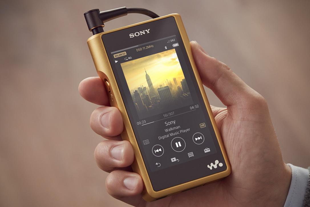 Sony NW WM1Z Walkman 2 - 耳机百科 | 让耳机表现更出色的升级手法:平衡输出