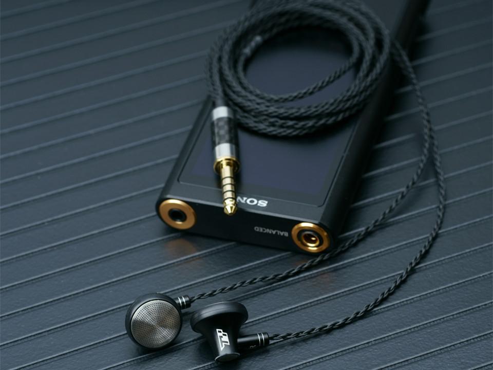 TY Hi Z 150ohm 4 4mm Balanced 8 Cores HiFi Music Monitor Audiophile Earbuds Flat Head - 耳机百科 | 让耳机表现更出色的升级手法:平衡输出