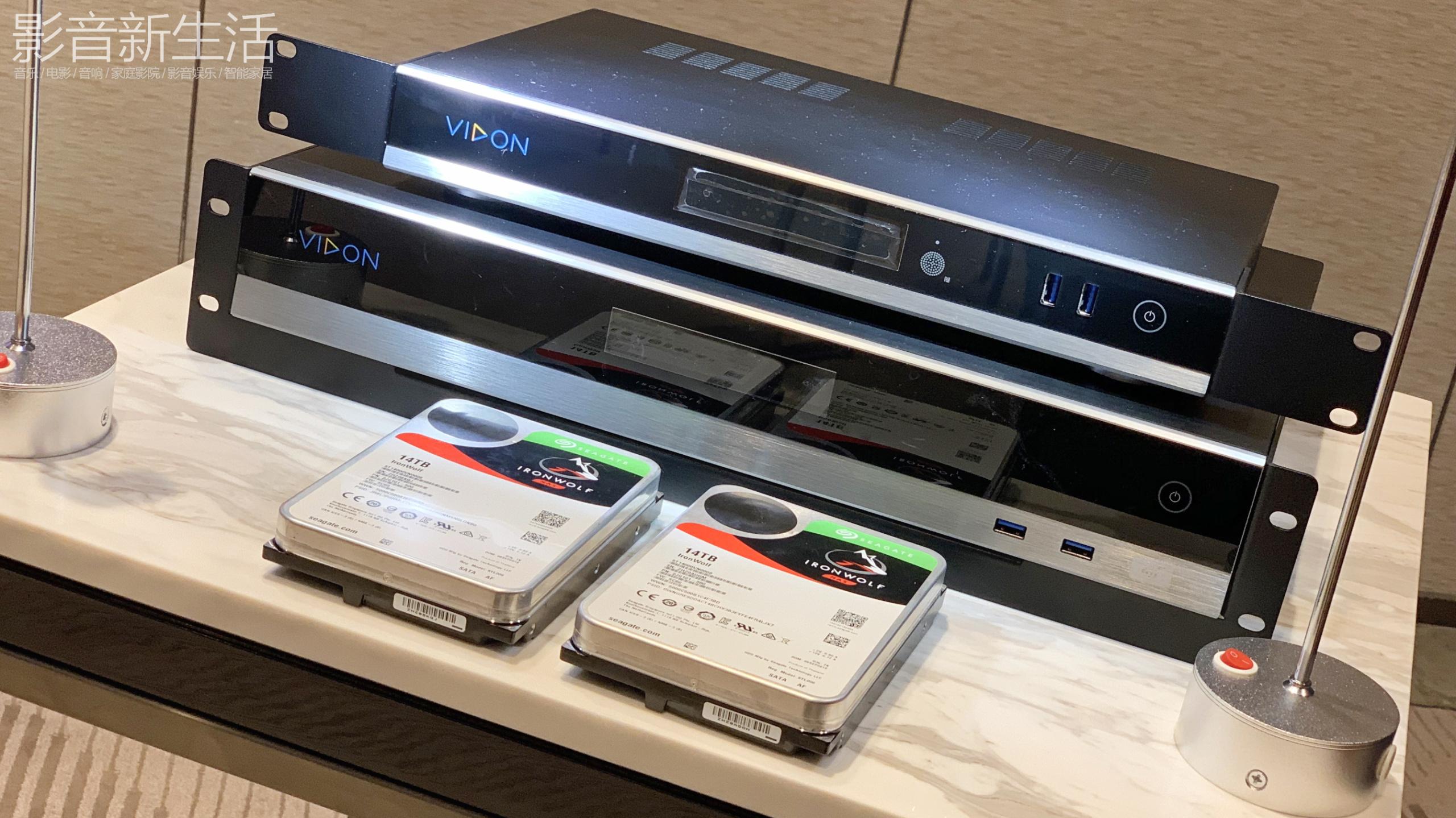 "VIDON V20 UHD HDR 14 - 发布 | ""2019 UHD 超高清影音播放新高度"" VIDON 威动 V20 智能影库发布!"