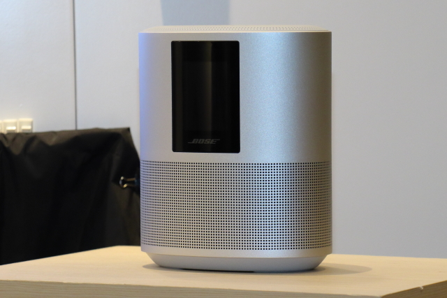 articleimage 844198 - 新品 | 小体积大气势-Bose Home Speaker 500智慧型喇叭