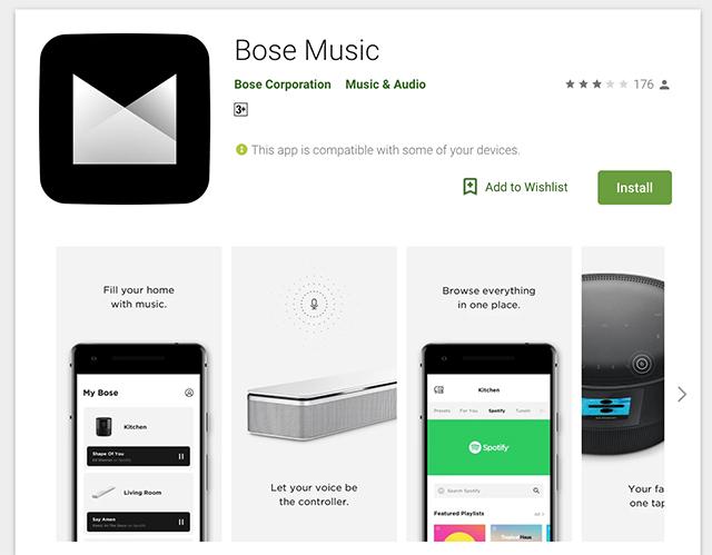 小体积大气势-Bose Home Speaker 500智慧型喇叭