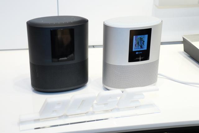 新品 | 小体积大气势-Bose Home Speaker 500智慧型喇叭-影音新生活