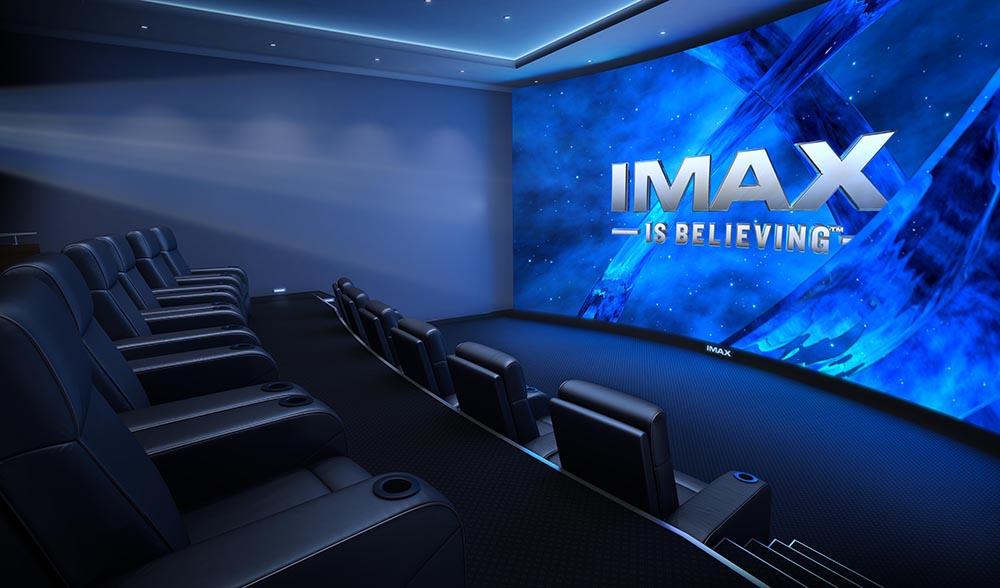 IMAX Enhanced DTS:X