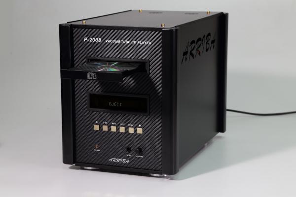 新品 | 以圆融见长:Arriba P-2008 CD唱盘