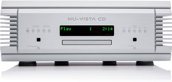 新品   英伦风格的参考讯源:Musical Fidelity Nu-Vista CD-影音新生活