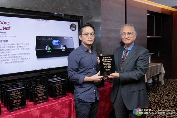 11 1 - 动态   新兴产品重要性正提升:「音响论坛」2019年度风云器材 颁奖