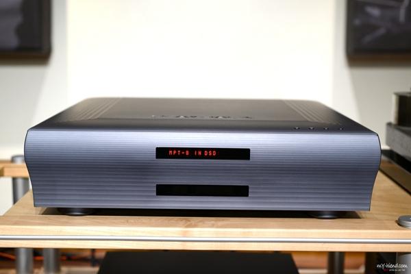 14 4 - 新品   稳座当今顶级讯源之林: Playback Design MPT-8 SACD/CD转盘+MPD-8