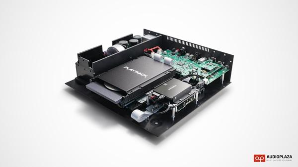 18 2 - 新品   稳座当今顶级讯源之林: Playback Design MPT-8 SACD/CD转盘+MPD-8