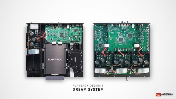 19 3 - 新品   稳座当今顶级讯源之林: Playback Design MPT-8 SACD/CD转盘+MPD-8